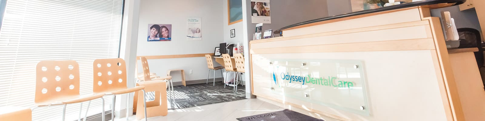 First Visit Information, Odyssey Dental Care